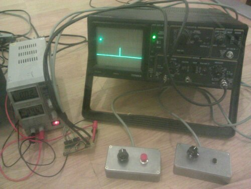 Oscilloscope Tennis For Two : Tennis for two vintage videogames will bradley
